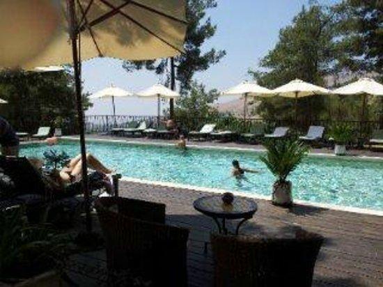 Bayit Bagalil: Swimming pool