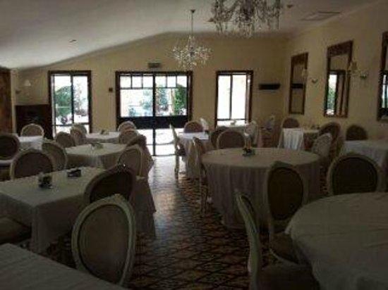 Bayit Bagalil: Dining room