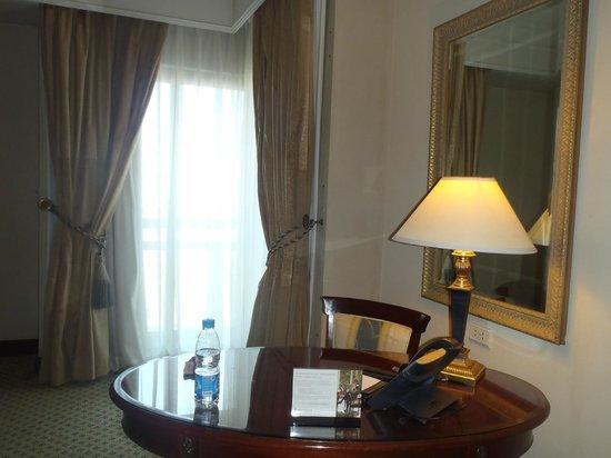 InterContinental Citystars Cairo: Una habitación muy cómoda