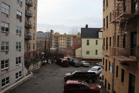 Ramada Jersey City: Hotelbereich