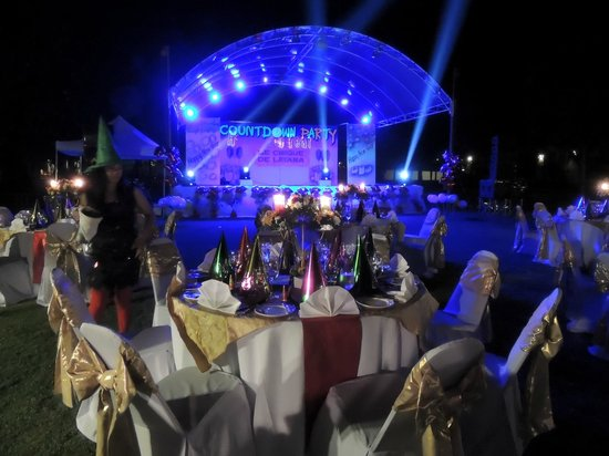 Layana Resort and Spa: Countdown Party