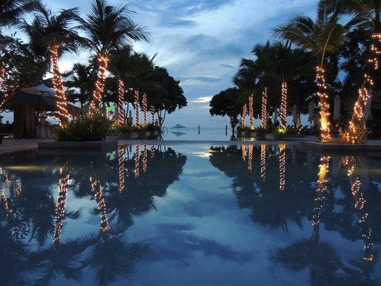 Layana Resort and Spa: Christmas Lights