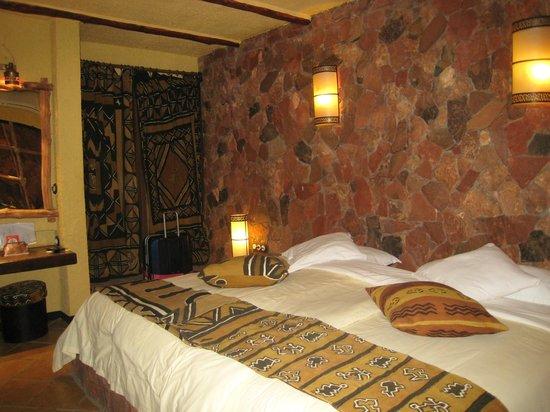 Hotel Xaluca Dades: 室内