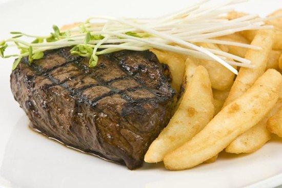 Feast International Buffet & Steakhouse:                   Rump steak