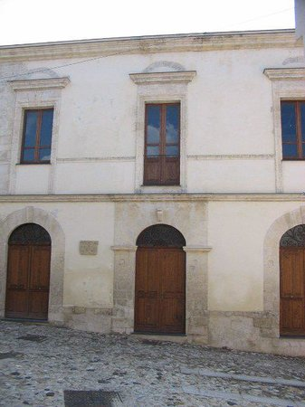Ce.Do.C. Museo e Centro Documentazione Codrongianos: Facciata del Museo e Centro di Documentazione
