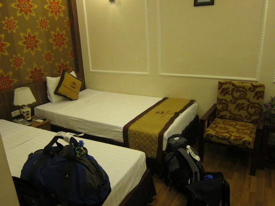 Lluvia Hotel Hanoi:                   2-bedded room