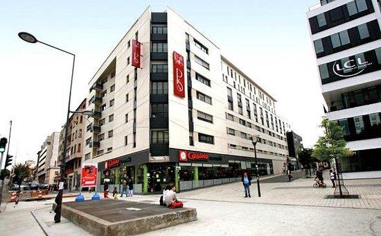 Park suites for Park suite appart hotel