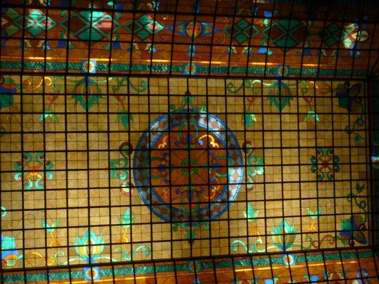 Fiesta Americana Merida: Lobby Ceiling