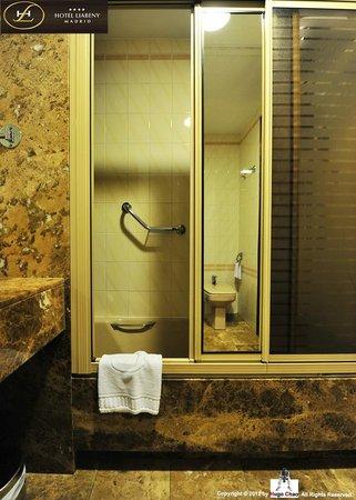Hotel Liabeny: 不大的空間卻能擁有最舒適的感受。