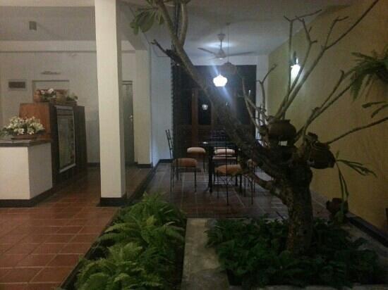 Handagedara Resort:                   Handagedara hall