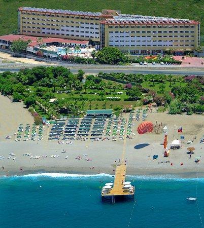 Dinler Hotels - Alanya: General Image