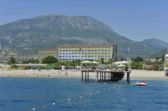 Dinler Hotels - Alanya