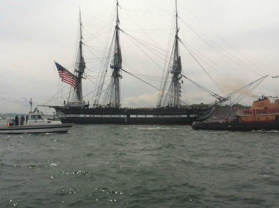 USS Constitution Museum: USS Constitution