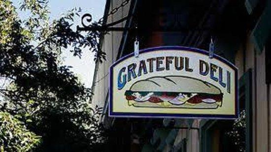 Grateful Deli Sign