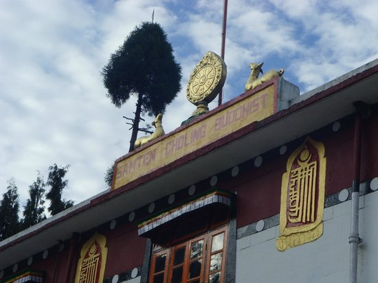 Ghoom Monastery: NIce
