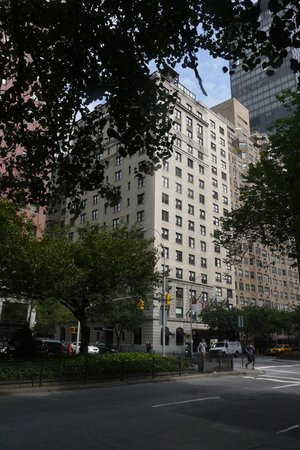 IBEROSTAR 70 Park Avenue Hotel: Hotel from across the Street