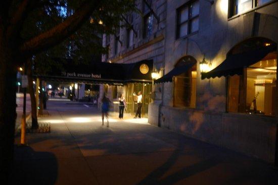 IBEROSTAR 70 Park Avenue Hotel: Hotel on Park Avenue