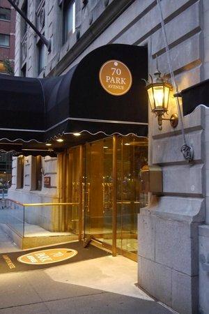 IBEROSTAR 70 Park Avenue Hotel: hotel entrance