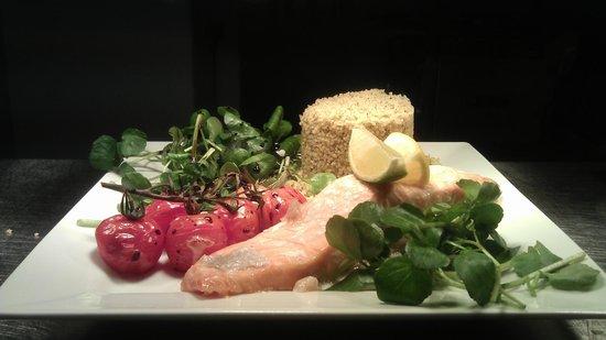 The Spark Lichfield: Main course from Weekend Restaurant Menu