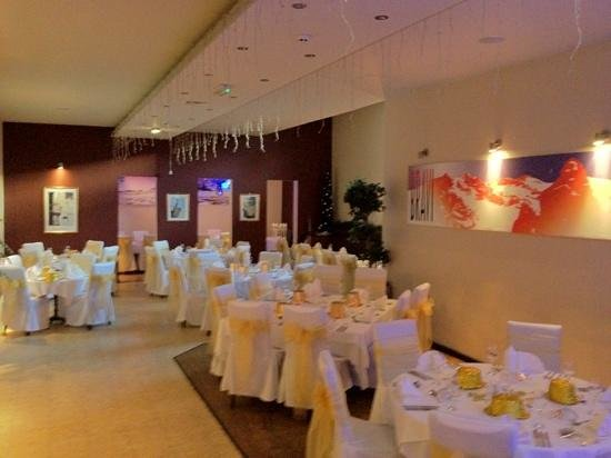 Ristorante Bravi: great for functions and wedding receptions!