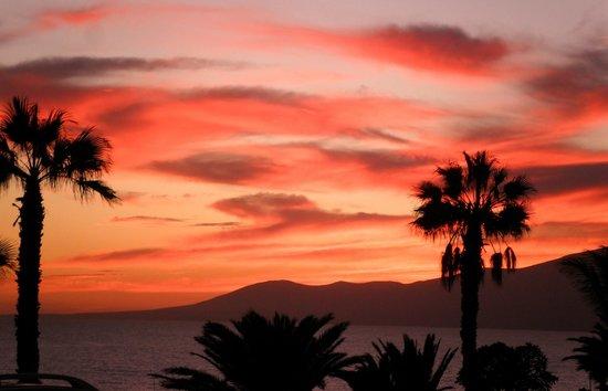 Cinco Plazas: View from Beach
