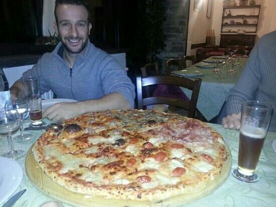 Berceto, Italia: un piccolo esempio...