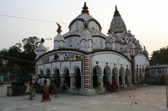 Hotel Blue View: Chandaneswar Temple near Talsari