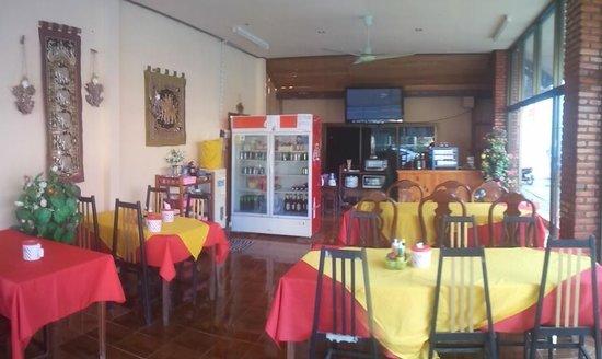 Nana Guesthouse: Restaurant