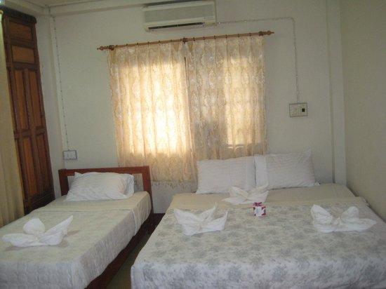 Nana Guesthouse: Family room