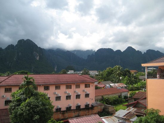 Nana Guesthouse: View From the Roof Top