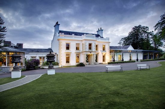 Ballymena, UK: Welcome to Galgorm Resort & Spa.