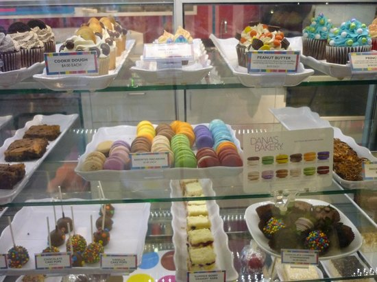 Dylan's Candy Bar : doces