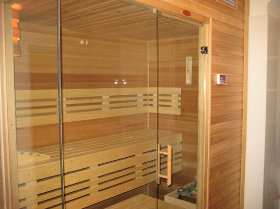 Pension Athanor: Sauna