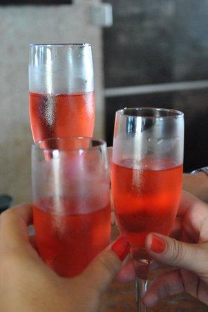 Gran Caribe Resort: Drink de Boas Vindas, adorei!
