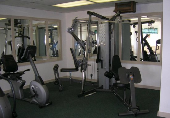 Mittersill Alpine Resort: Fitness Room