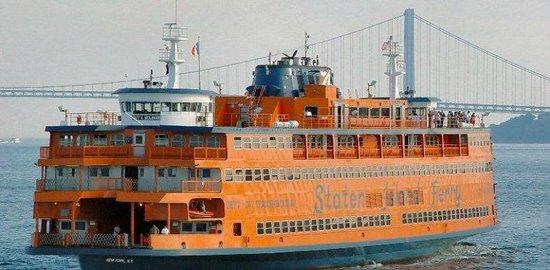 Navy Lodge New York : Staten Island Ferry