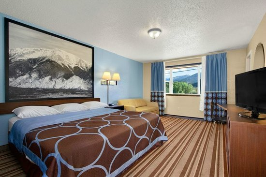 super 8 salida co motel reviews tripadvisor. Black Bedroom Furniture Sets. Home Design Ideas