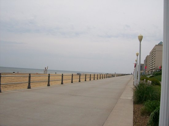 Virginia Beach North End Of The Boardwalk