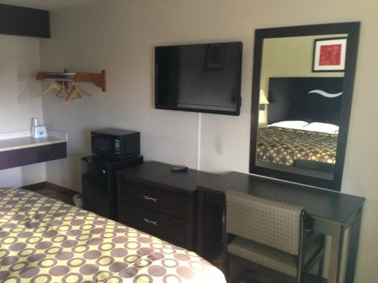 Americas Best Value Inn-Independence-Kansas City: Tv