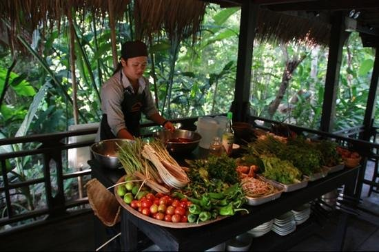 Tamarind Cooking Courses: start of class