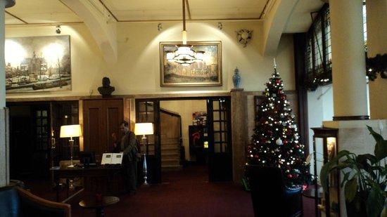 NH Amsterdam Schiller: hall