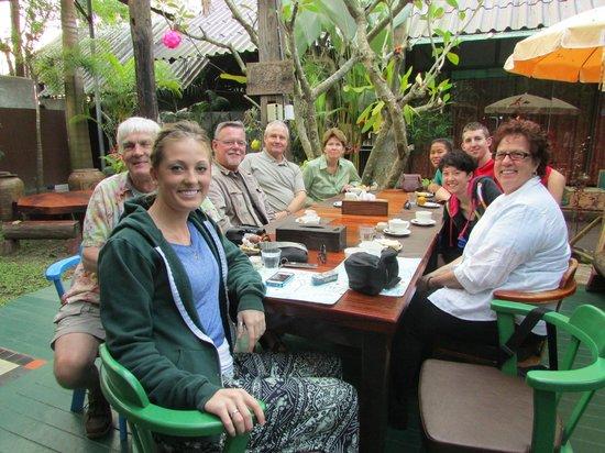 Baan Nattawadee: Breakfast at Baan Nattawaee