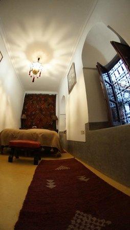 Riad Dar Oulhoum: suite marrakchi