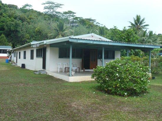 Amuri Guesthouse: la véranda