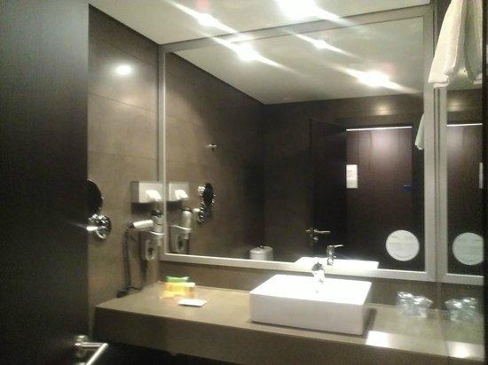 URH Ciutat de Mataro : Baño