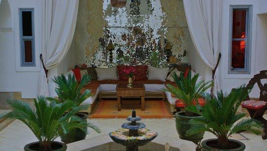 Riad Dar Oulhoum: reception