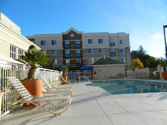HYATT house Pleasant Hill: Pileta