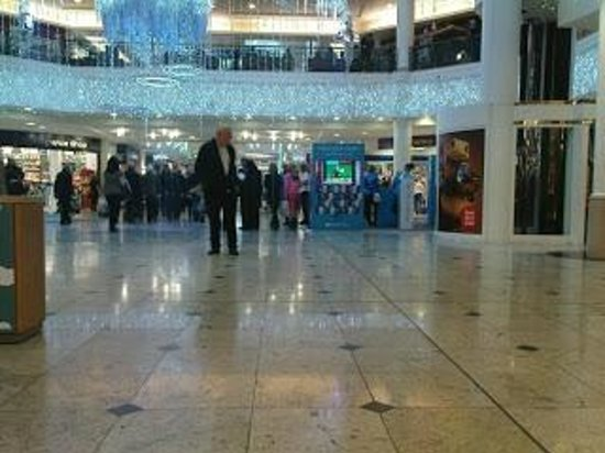 Meadowhall Shopping Centre: Meadowhall