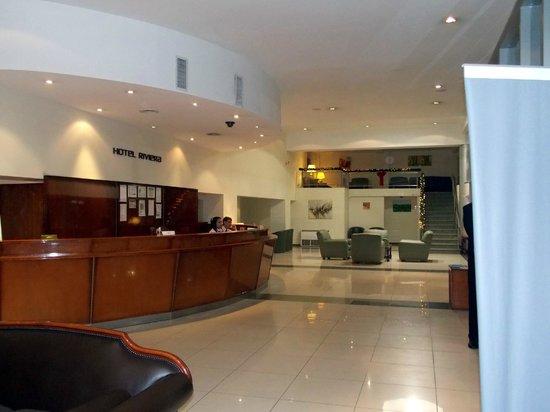 Hotel Riviera  Mar del Plata: Lobby hotel