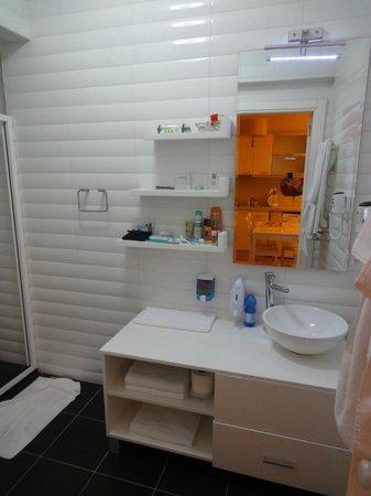 Chef Apartments: bagno